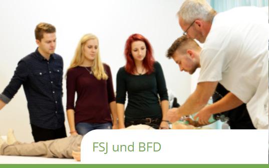 Berufsprofil FSJ und BFD